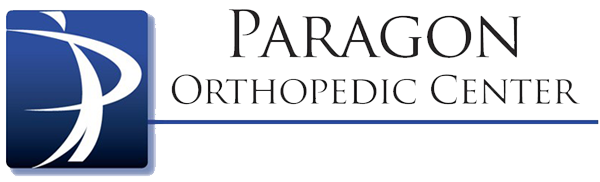 logo for Paragon Orthopedic Center