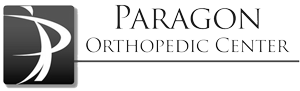 Paragon Orthopedic Center logo for print